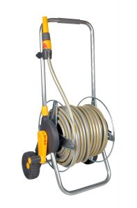 60m Metal Hose Cart with 30m Hose (2436)