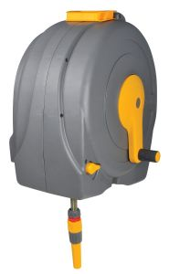 Wall Mounted Fast Reel with 40m Hose (2496)